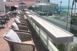 hotel Del Coronado (Sun deck)